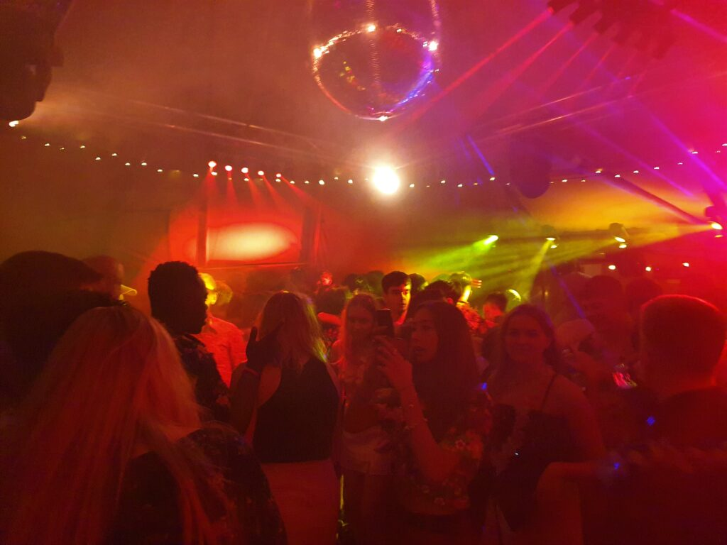 Mobile Nightclub Hire for Club themed birthday parties 21st 18th Birthday DJ Disco Hire Southampton Exeter