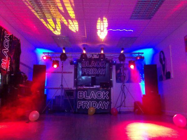 LED Moving Head Hire Exeter Southampton DJ Disco Nightclub Club Lights Rental