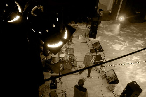 LiveSupport Event Services - Sound PA Stage Lighting Projector Hire Exeter Southampton - Band Lighting Stage Wash Hire 4