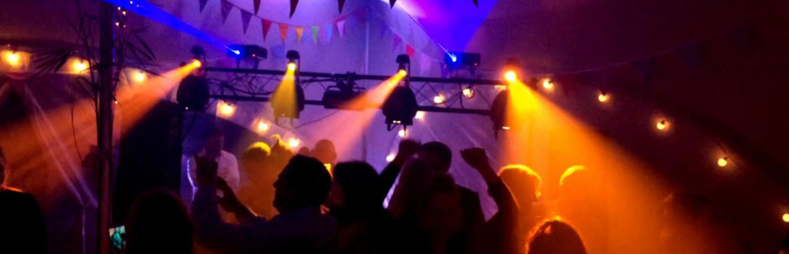 Izaac James Disco Wedding DJ Exeter