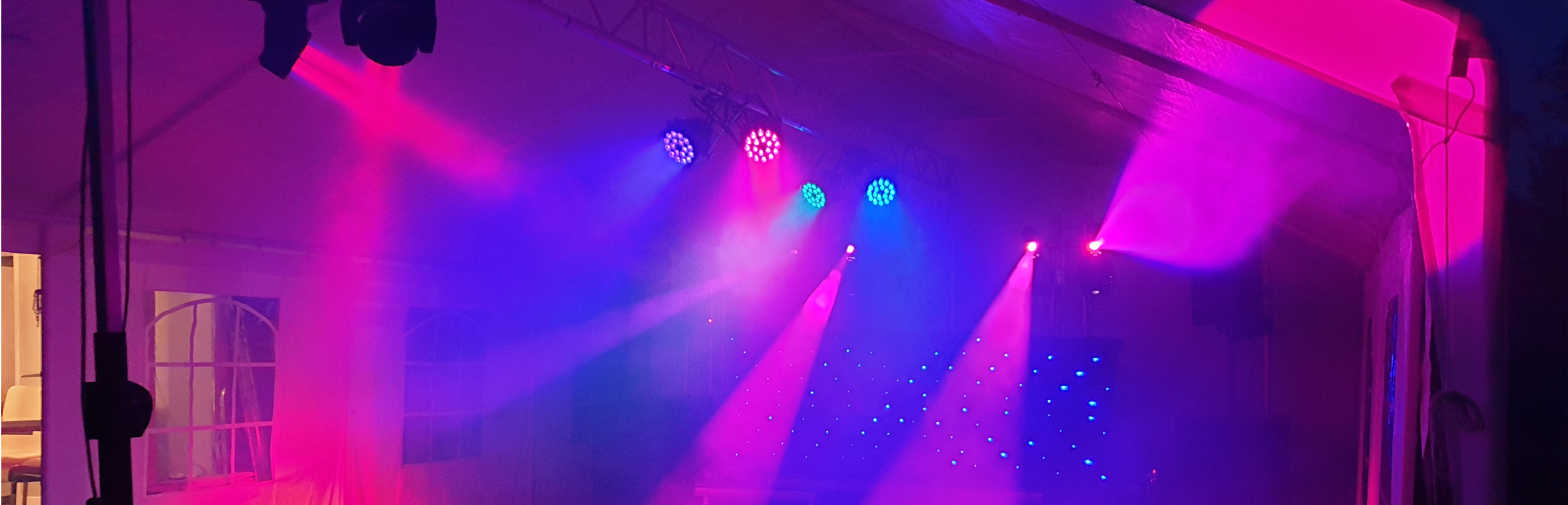 Mobile Nightclub Hire Exeter Devon South West Club Sound Lighting Rental Pop Up Nightclub