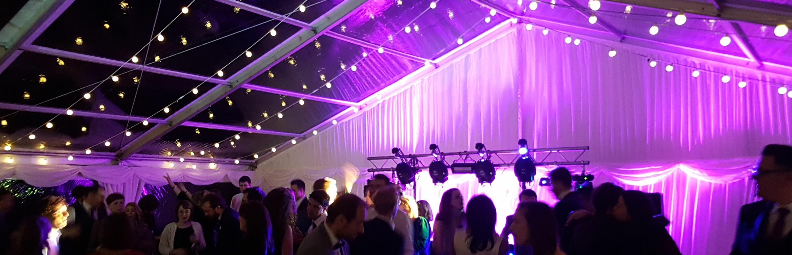 Wedding Lighting Hire Exeter Uplighting Fairy Lights Disco Wedding Exeter Devon
