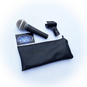 LiveSupport-Hire-Sound-Microphones-Shure-SM58