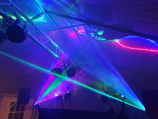 Mobile Nightclub Hire Rental Night Club DJ Disco Teen Teenage 18th 21st Birthday Party