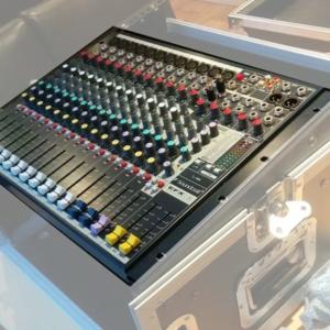 Soundcraft EFX12 Live Mixer Mixing Desk Console Hire Rental Exeter Southampton